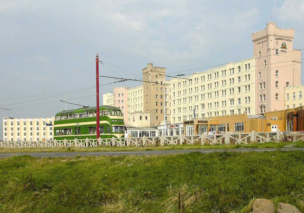 Norbreck Castle Hotel in Blackpool